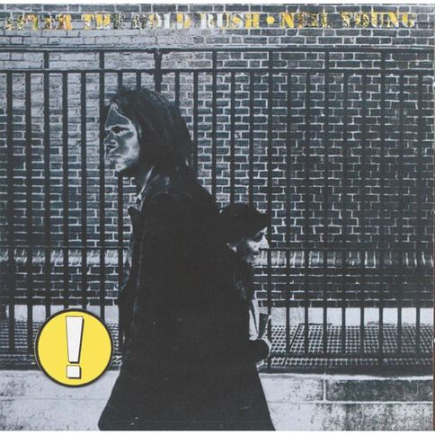 After The Goldrush CD by Neil Young 1Disc