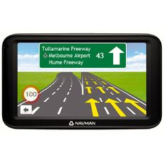 Navman Move65 GPS Navigation Device Black