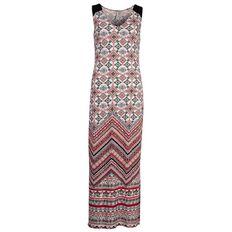Maya Side Split Maxi Dress