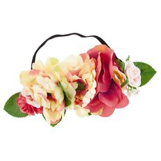 Debut Floral Headband