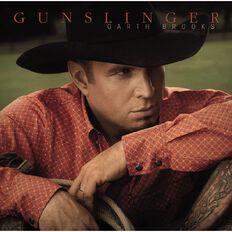Gunslinger CD by Garth Brooks 1Disc