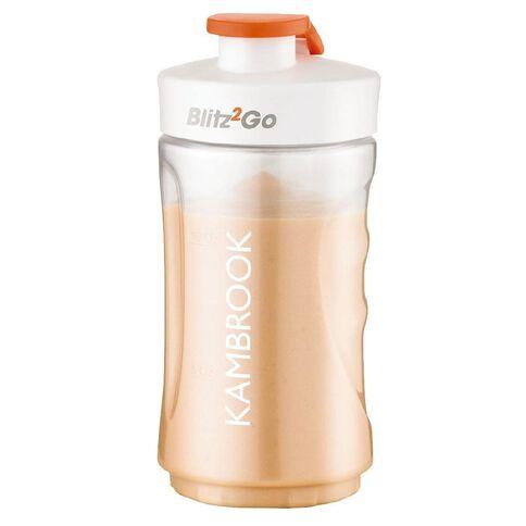 Kambrook Blitz2Go Bottles 2 Pack 300mls KBL001