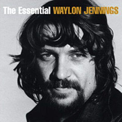 The Essential CD by Waylon Jennings 2Disc