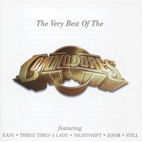 The Very Best of CD by Commodores 1Disc
