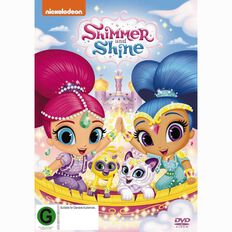 Shimmer and Shine DVD 1Disc