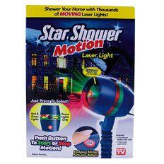 As Seen On TV Star Shower Laser Light
