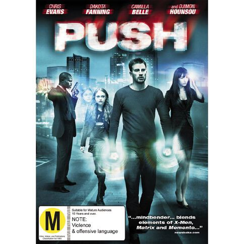 Push DVD 1Disc