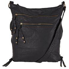 Debut Washed Cross Body Handbag