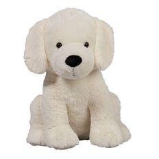 Play Studio Golden Sitting Dog Plush 60cm