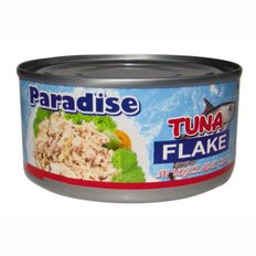 Paradise Tuna Flakes 170g