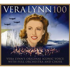 Very Lynn 100 CD by Vera Lynn 1Disc