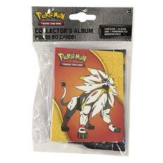 Pokemon Trading Card Game Sun & Moon Collector Album