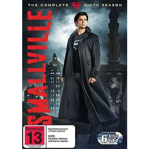 Smallville Season 9 6DVD