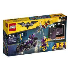 Batman LEGO Catwoman  Catcycle Chase 70902