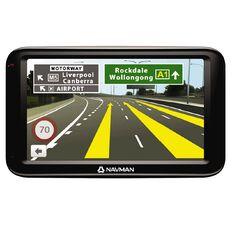 Navman EZY350LMT GPS Navigation Device Black
