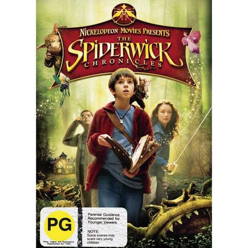 The Spiderwick Chronicles DVD 1Disc