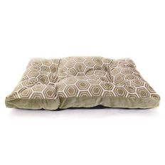 Petzone Miami Pillow Dog Bed Olive