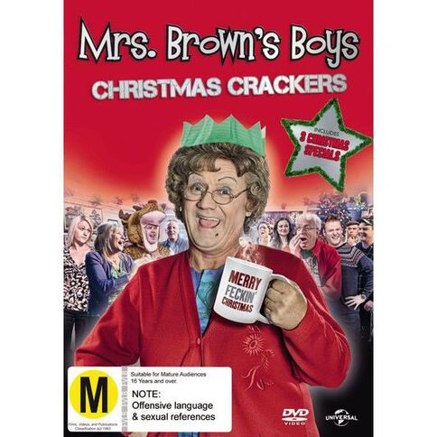 Mrs Brown's Boys Xmas Special DVD 1Disc