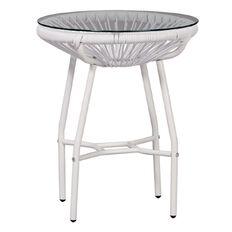 Living & Co Replica Acapulco Table White