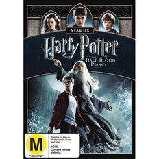Harry Potter and The Half Blood Prince DVD 1Disc