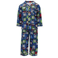 Thomas & Friends Toddler Boys' Flannelette Pyjama