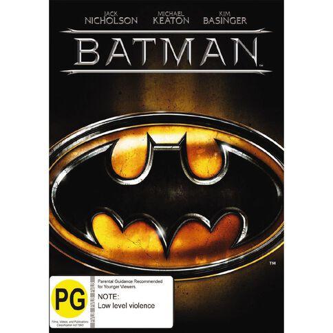 Batman DVD 1Disc
