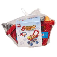 Play Studio Shopping Cart Set