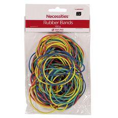 Necessities Brand Rubber Bands 100g