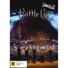 Judas Priest Battle Cry DVD 1Disc