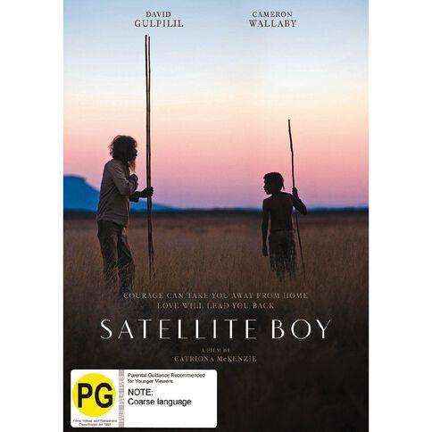 Satellite Boy DVD 1Disc