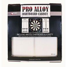 Puma Darts Pro Alloy Dartboard with Cabinet