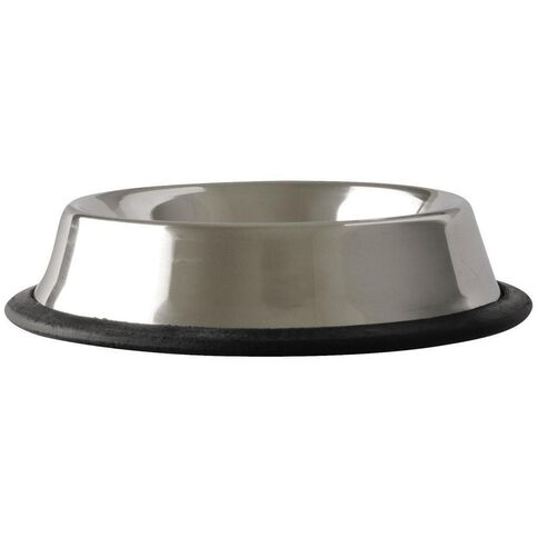 Pet Team Stainless Steel Cat Bowl 11cm
