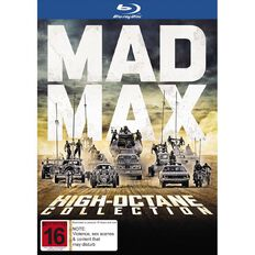 Mad Max Octane Collection Blu-ray 7Disc