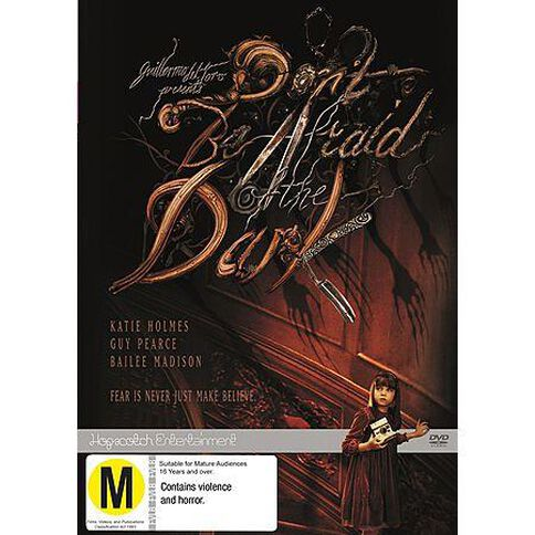 Don't Be Afraid Of The Dark DVD 1Disc
