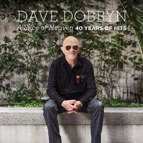 A Slice of Heaven 40 Years of Hits CD by Dave Dobbyn 1Disc