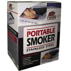 Maxistrike Portable Fish Smoker Small