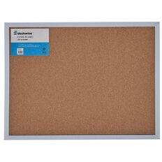 Deskwise Cork Board 370mm x 490mm