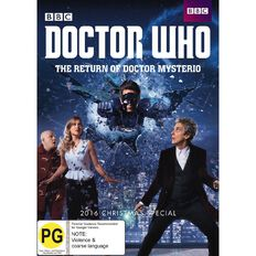 Doctor Who Doctor Mysterio DVD 1Disc