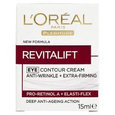 L'Oreal Paris Revitalift Eye Elastin 15ml