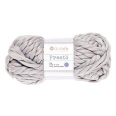 Rosie's Studio Trends Yarn Presto Silver Silver 150g