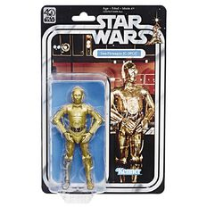 Star Wars C3PO Black Series 40th Anniversary Figure 6 inch
