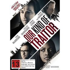 Our Kind of Traitor DVD 1Disc