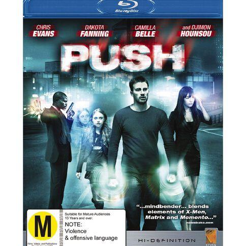 Push Blu-ray 1Disc