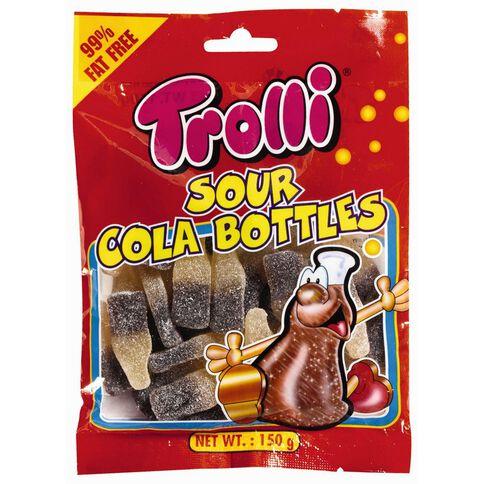 Trolli Sour Cola Bottles 150g