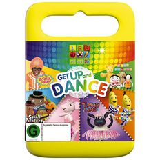 ABC for Kids' Get Up & Dance DVD 1Disc
