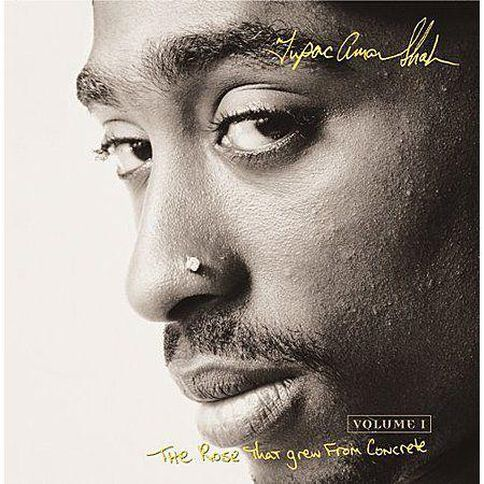 The Rose That Grew From CD by 2 Pac 1Disc