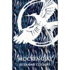 The Hunger Games #3 Mockingjay Flaming edition by Suzanne Collins
