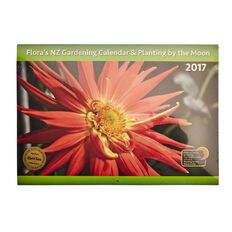 Calendar 2017 Wall Floras Gardening & Planting by the Moon 350mm x 245mm