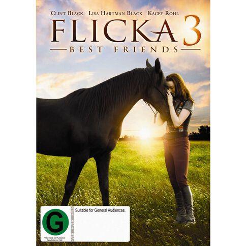 Flicka 3 DVD 1Disc