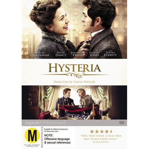Hysteria DVD 1Disc